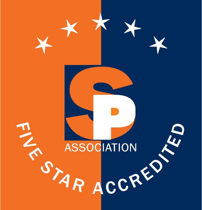 SPA Five Star Logo