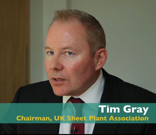 Tim Gray - Chairman