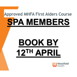 Book your place on Mental Health First Aiders Course