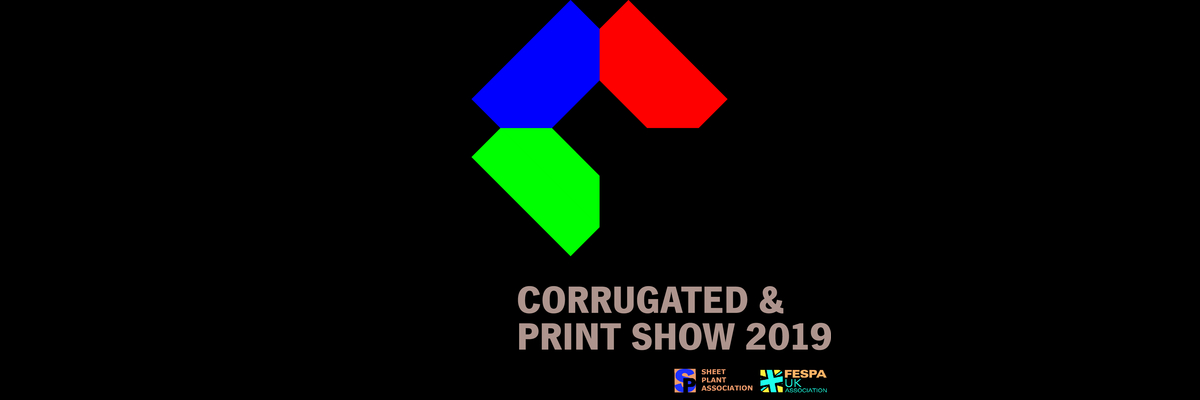 UK Corrugated & print Show logo
