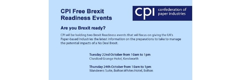 CPI Free Brexit Readiness Events